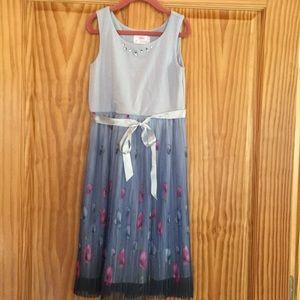 Justice girl size 8 dress NWOT